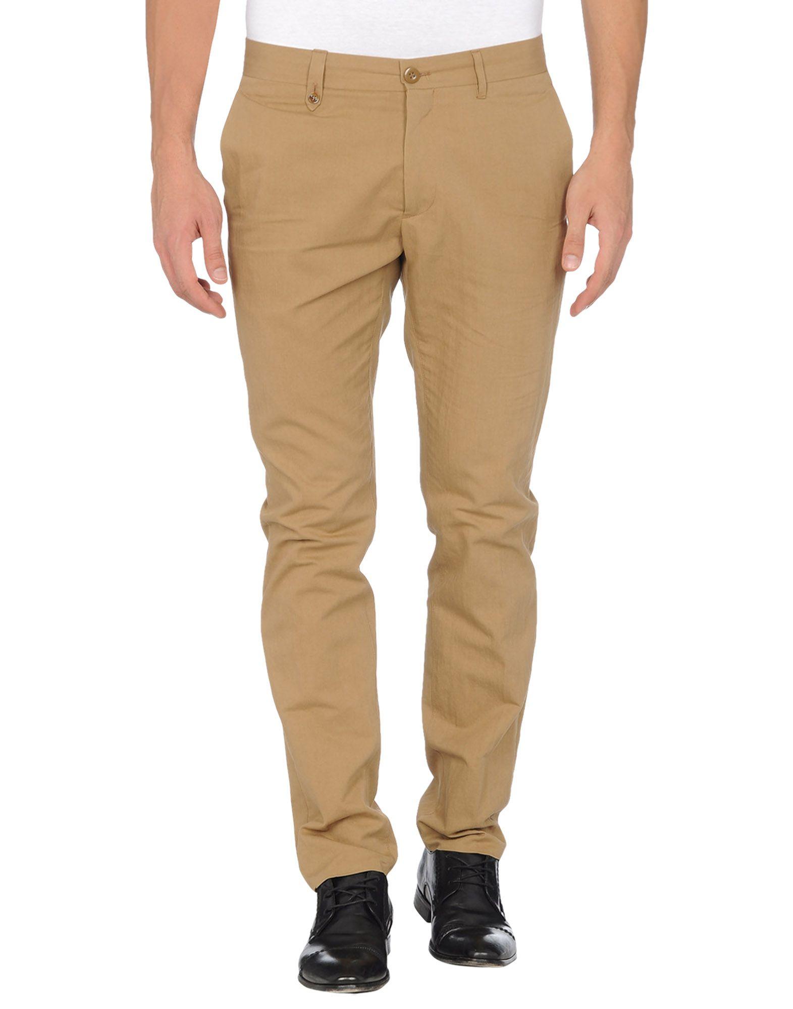 MAURO GRIFONI Классические брюки