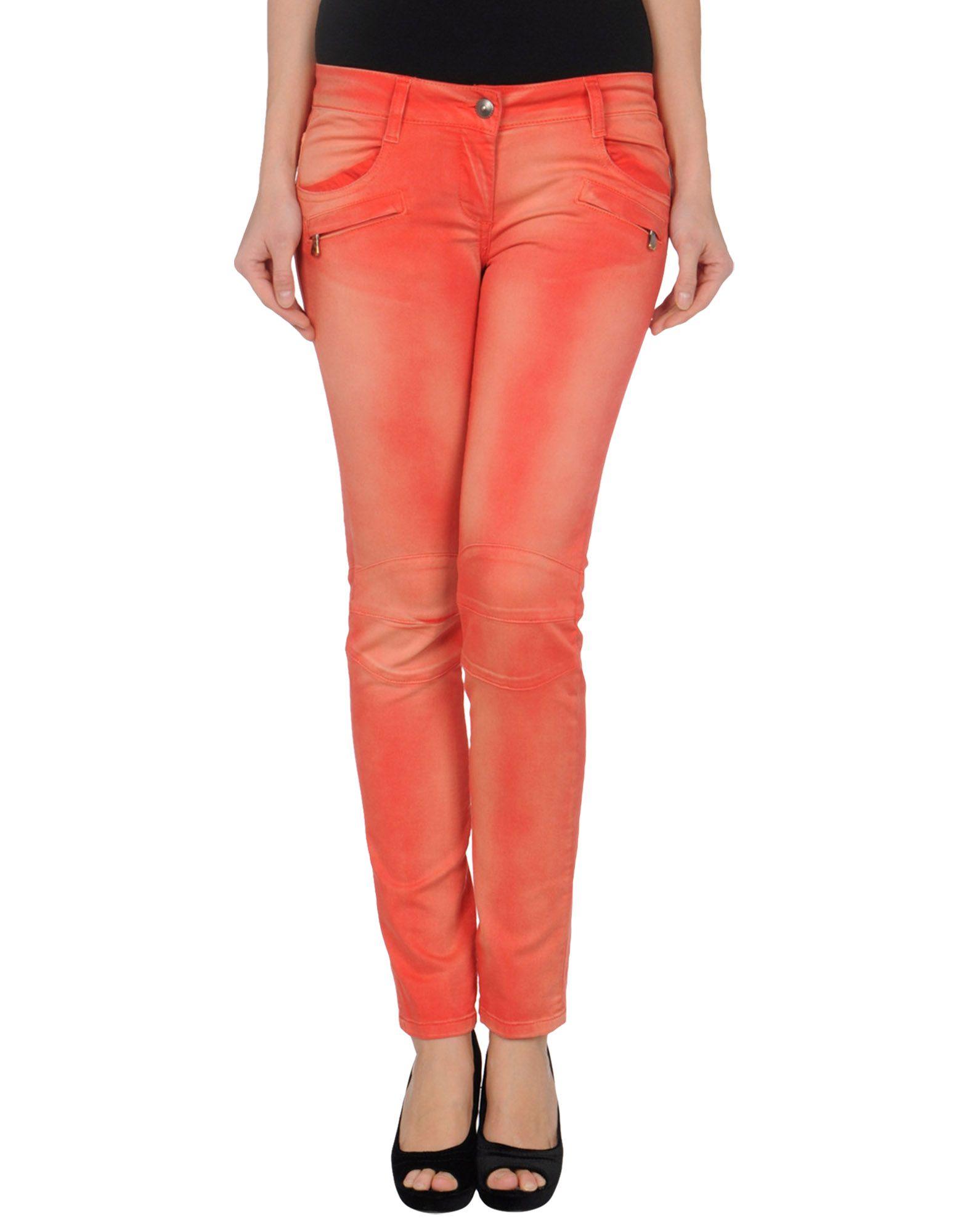 OSSO GOCCIA Повседневные брюки цены онлайн
