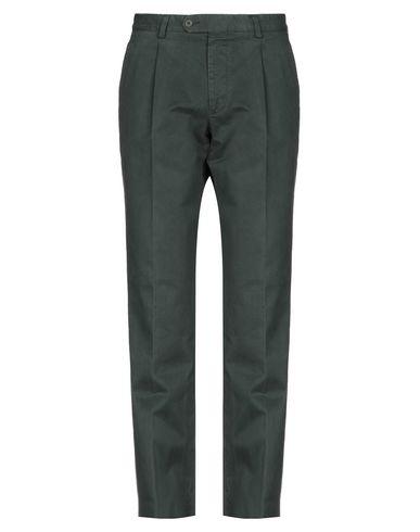 Фото - Повседневные брюки от ASPESI темно-зеленого цвета