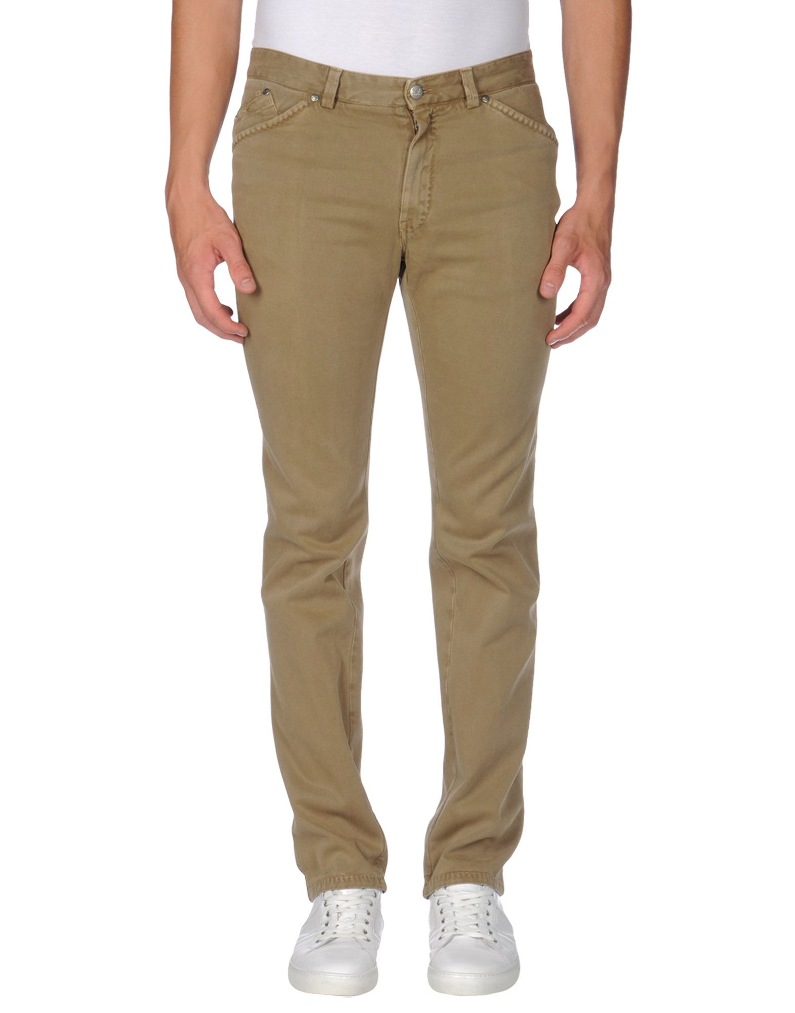 где купить  THE RED CODE AUTHORITY Повседневные брюки  по лучшей цене