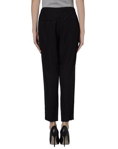 Фото 2 - Классические брюки черного цвета