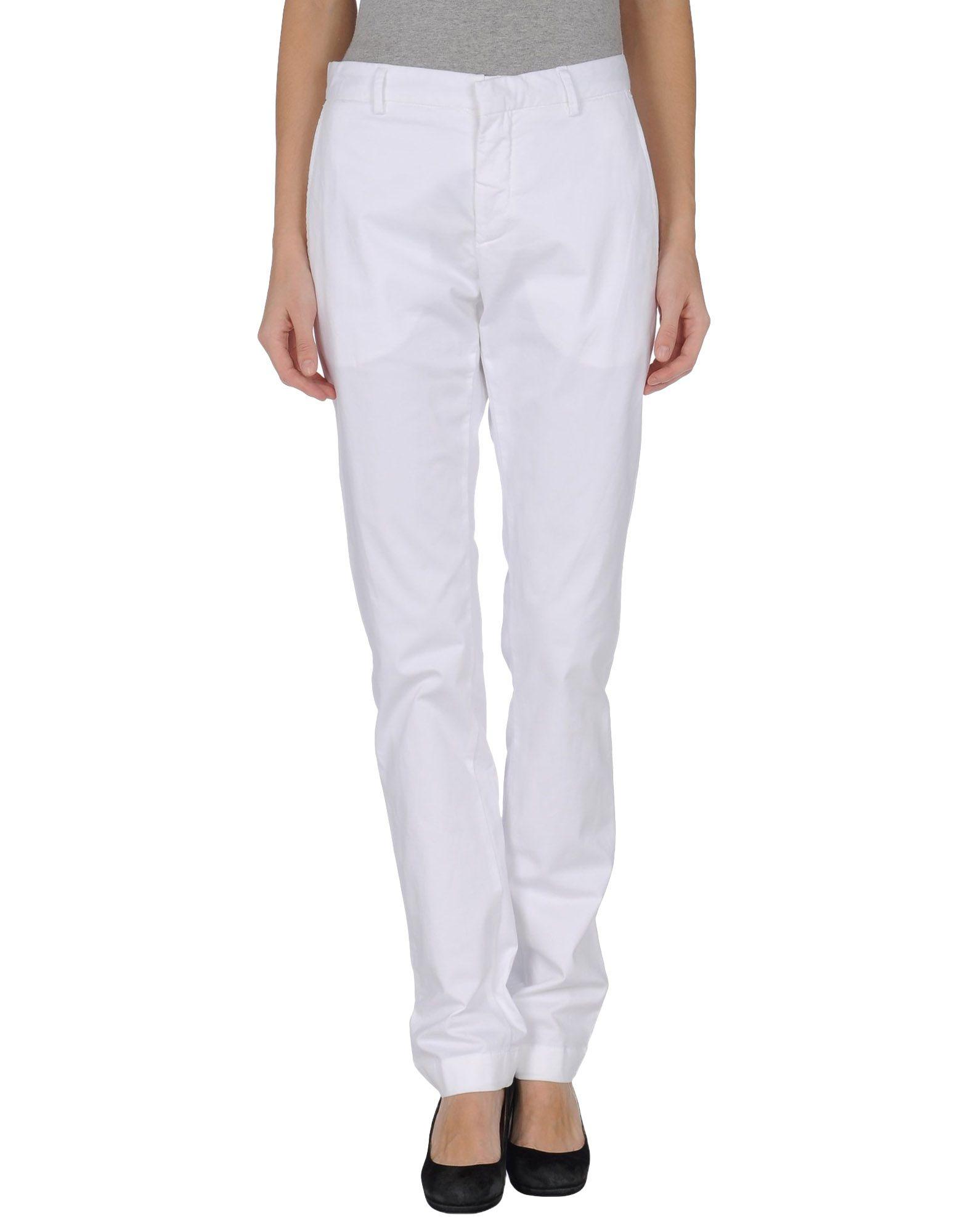 где купить  PIERRE BALMAIN Повседневные брюки  по лучшей цене