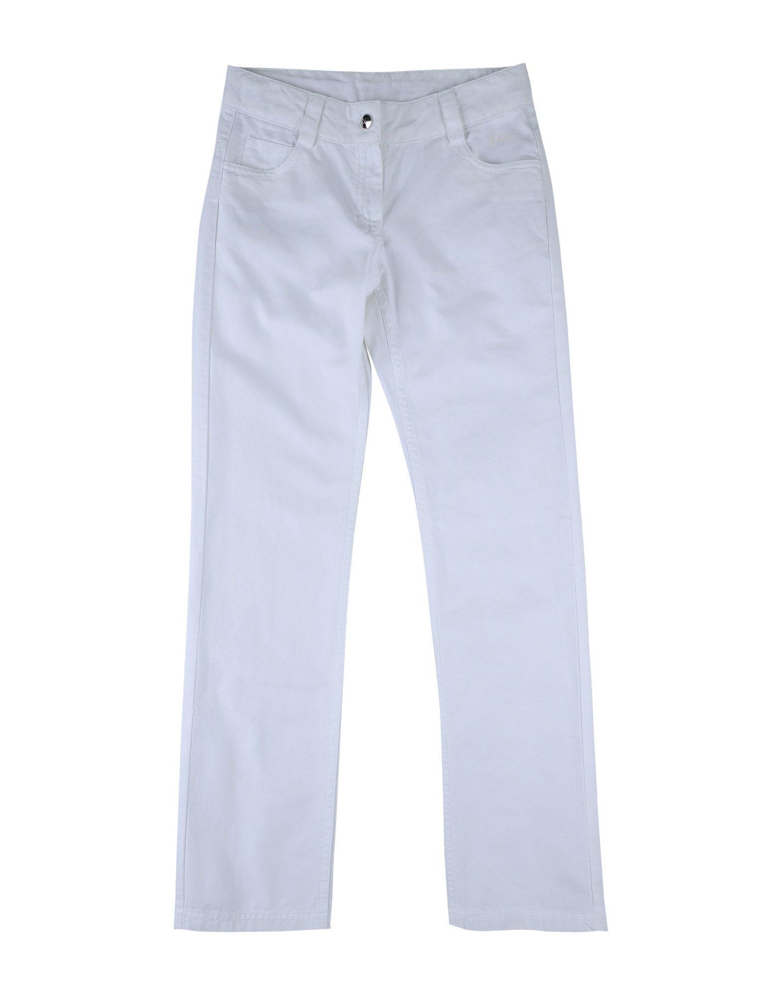 BABY DIOR Повседневные брюки цены онлайн