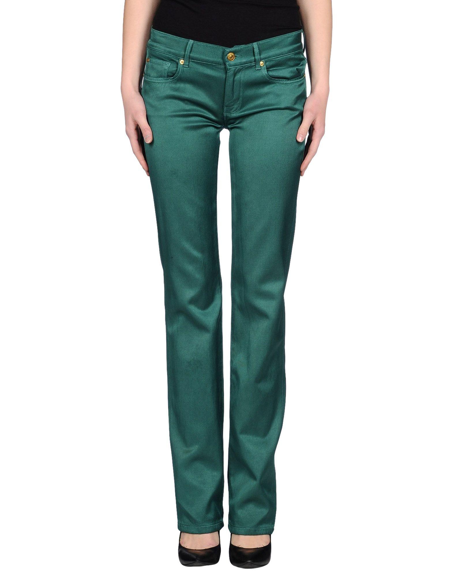 7 FOR ALL MANKIND Повседневные брюки 7 for all mankind потертые джинсы