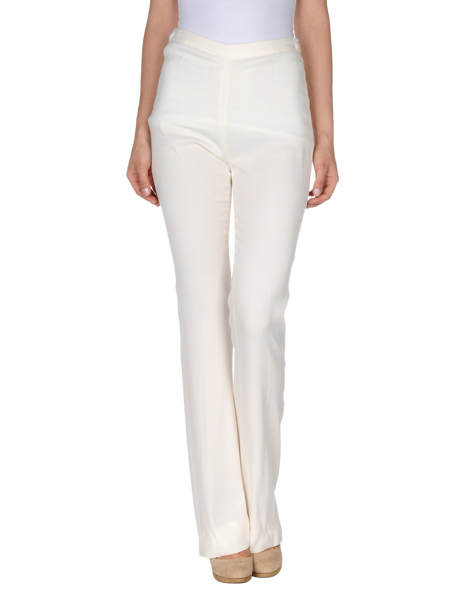 PHILOSOPHY di ALBERTA FERRETTI Повседневные брюки цены онлайн