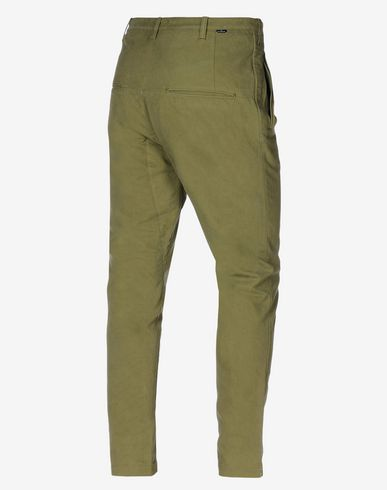 30608 HIGHT WAIST PLEATED CHINO _COMFORT CO/EA