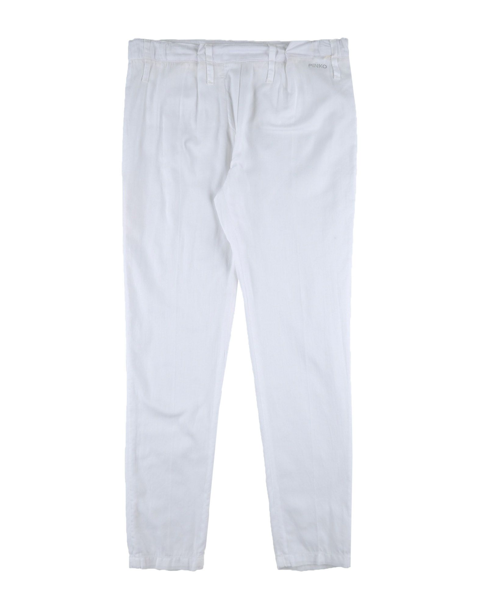 Pinko Up Kids' Casual Pants In White