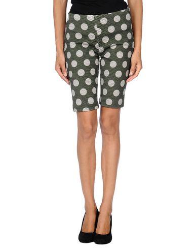 MOSCHINO TROUSERS Bermuda shorts Women