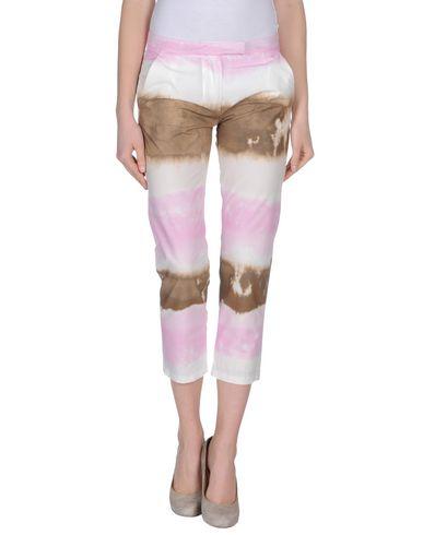 Foto MSGM Pantalone capri donna Pantaloni capri