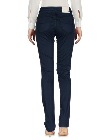 Фото 2 - Повседневные брюки от SIVIGLIA WHITE цвет стальной серый