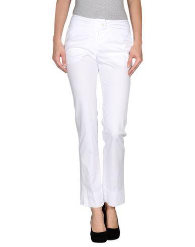 LA SARTORIA della GONNA Повседневные брюки юбка с цветочным рисунком и воланом 25% шелка
