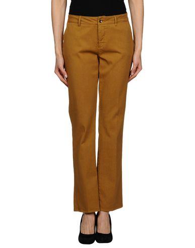 Фото - Повседневные брюки от ZHELDA цвет верблюжий