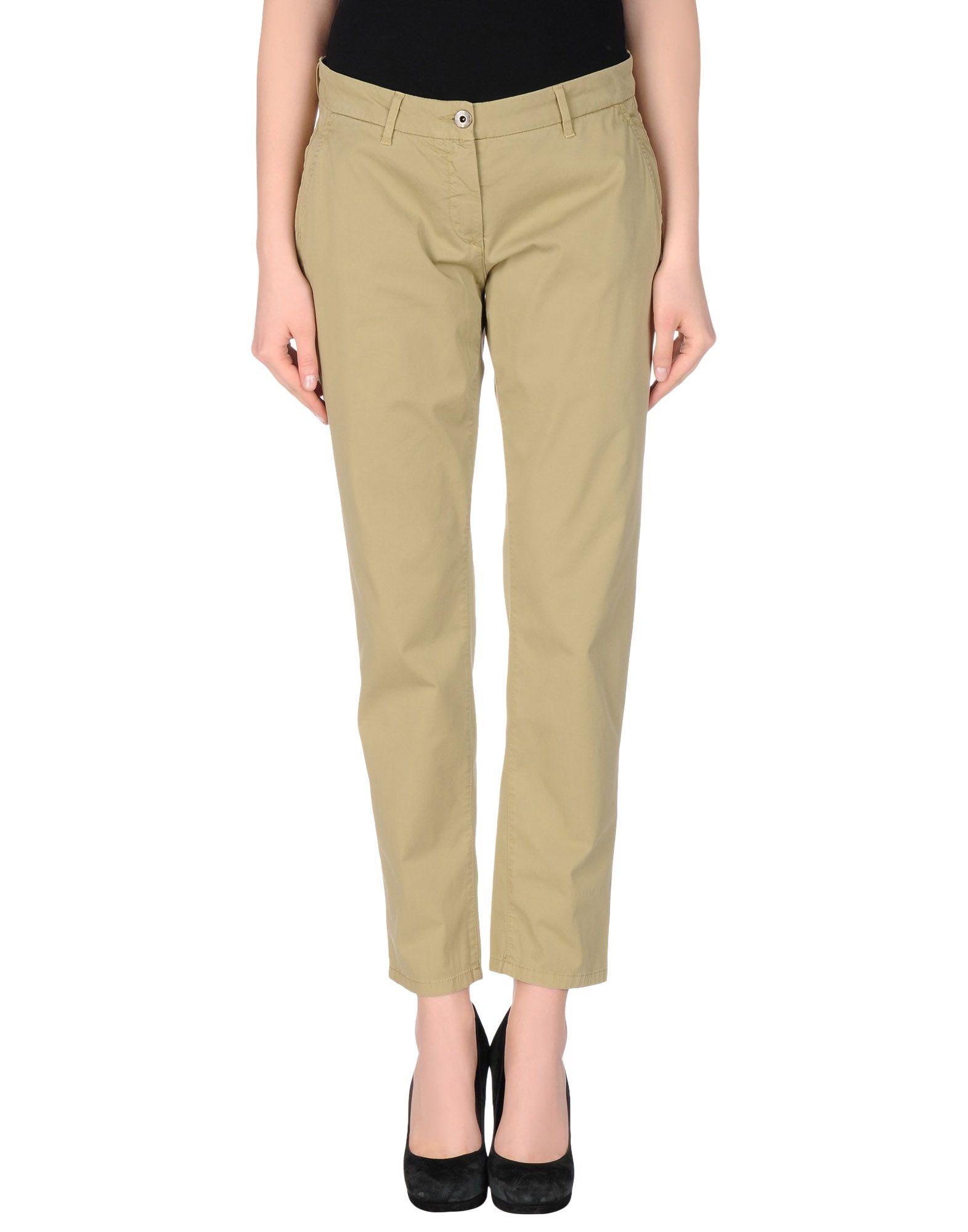 PATRIZIA PEPE Повседневные брюки patrizia pepe джинсы чинос