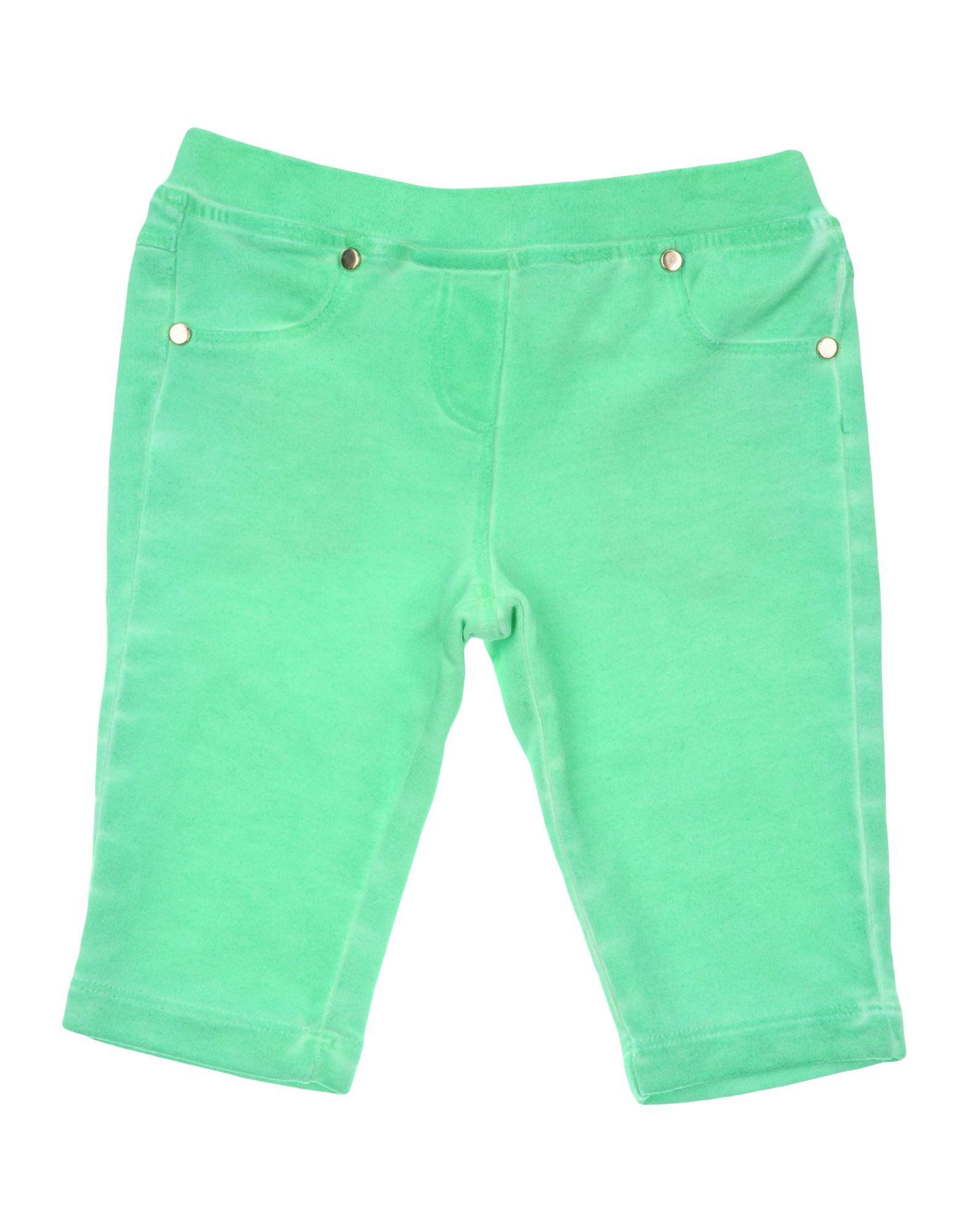 So Twee By Miss Grant Kids' Casual Pants In Green