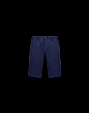 Moncler Trousers Man: Bermuda shorts
