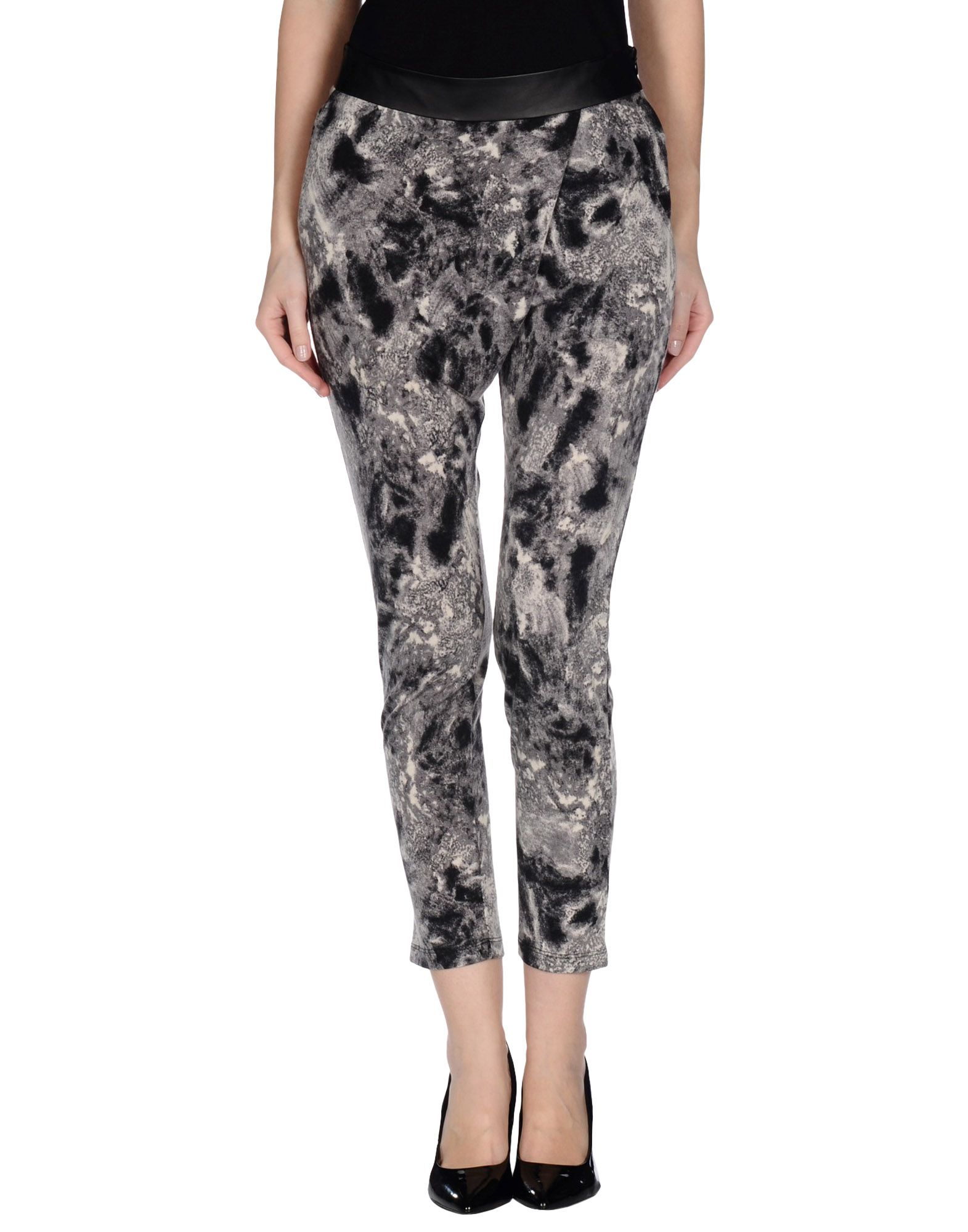 CUT25 by YIGAL AZROUËL Повседневные брюки yigal azrouel хлопковые брюки