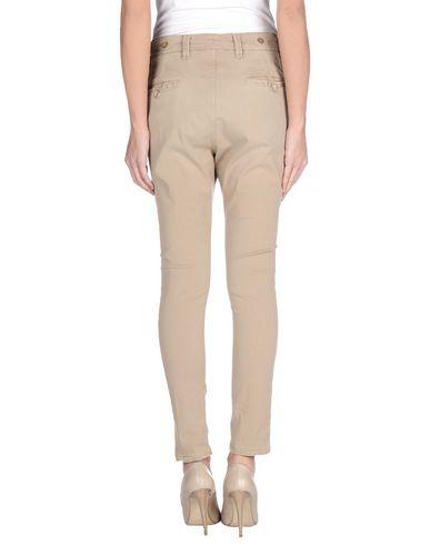 Фото 2 - Повседневные брюки от JFOUR цвет песочный