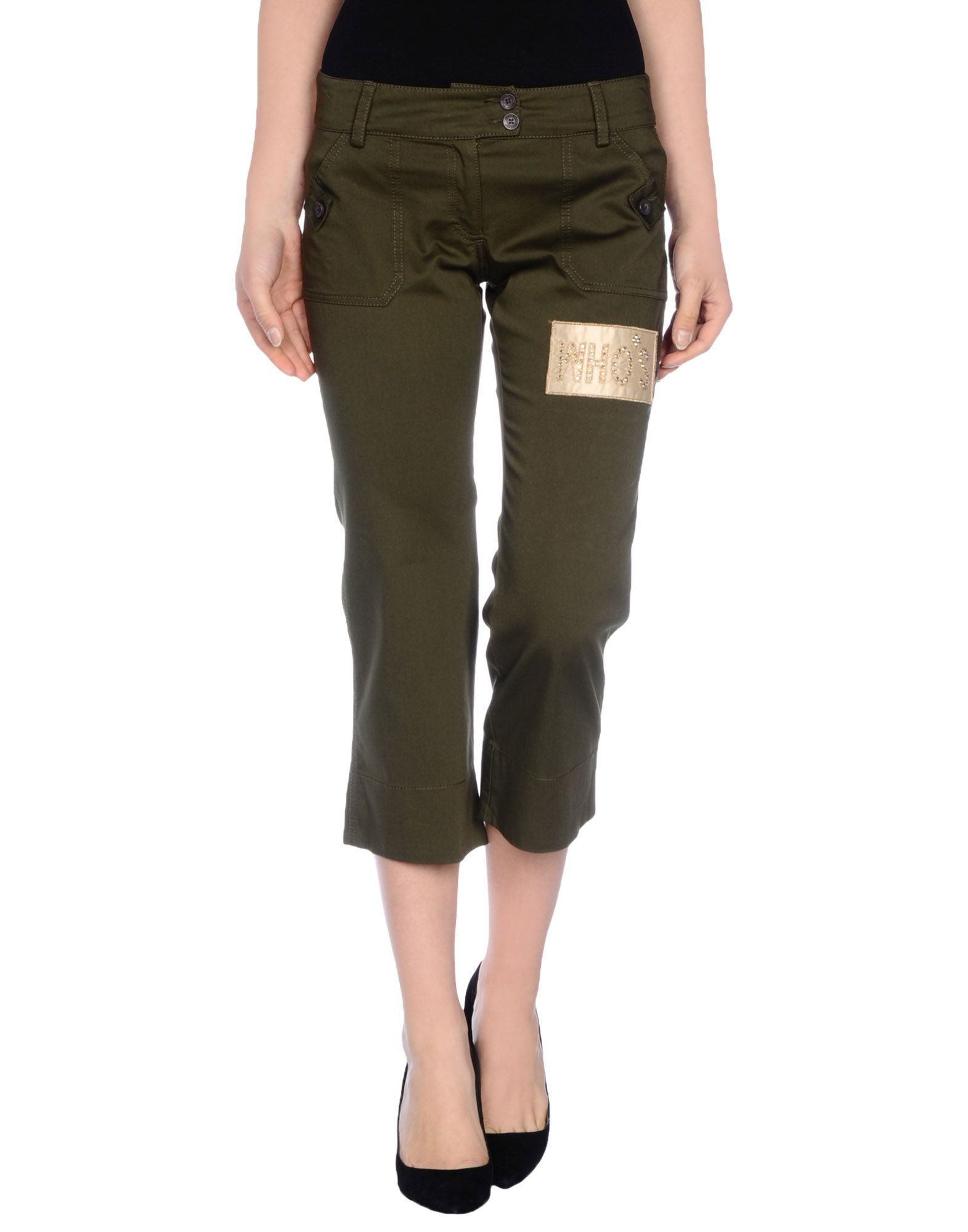 WHO*S WHO Брюки-капри lole капри lsw1233 run capris s oyster