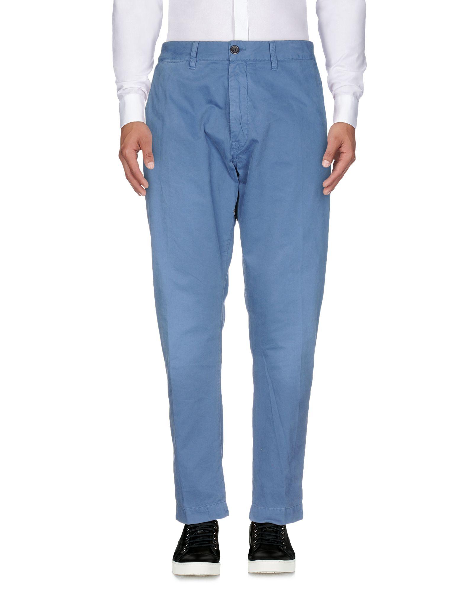 UNIFORM Повседневные брюки uniform повседневные брюки