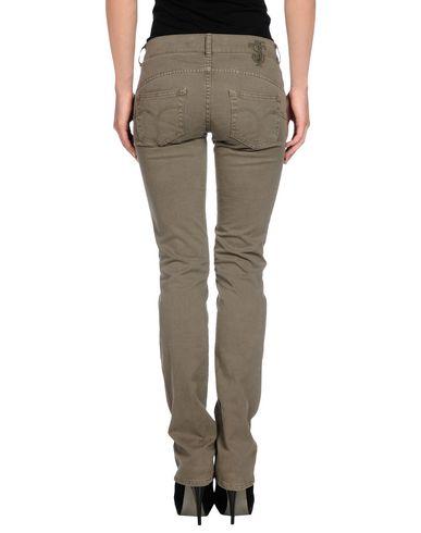 Фото 2 - Повседневные брюки от TWIN-SET JEANS цвет зеленый-милитари