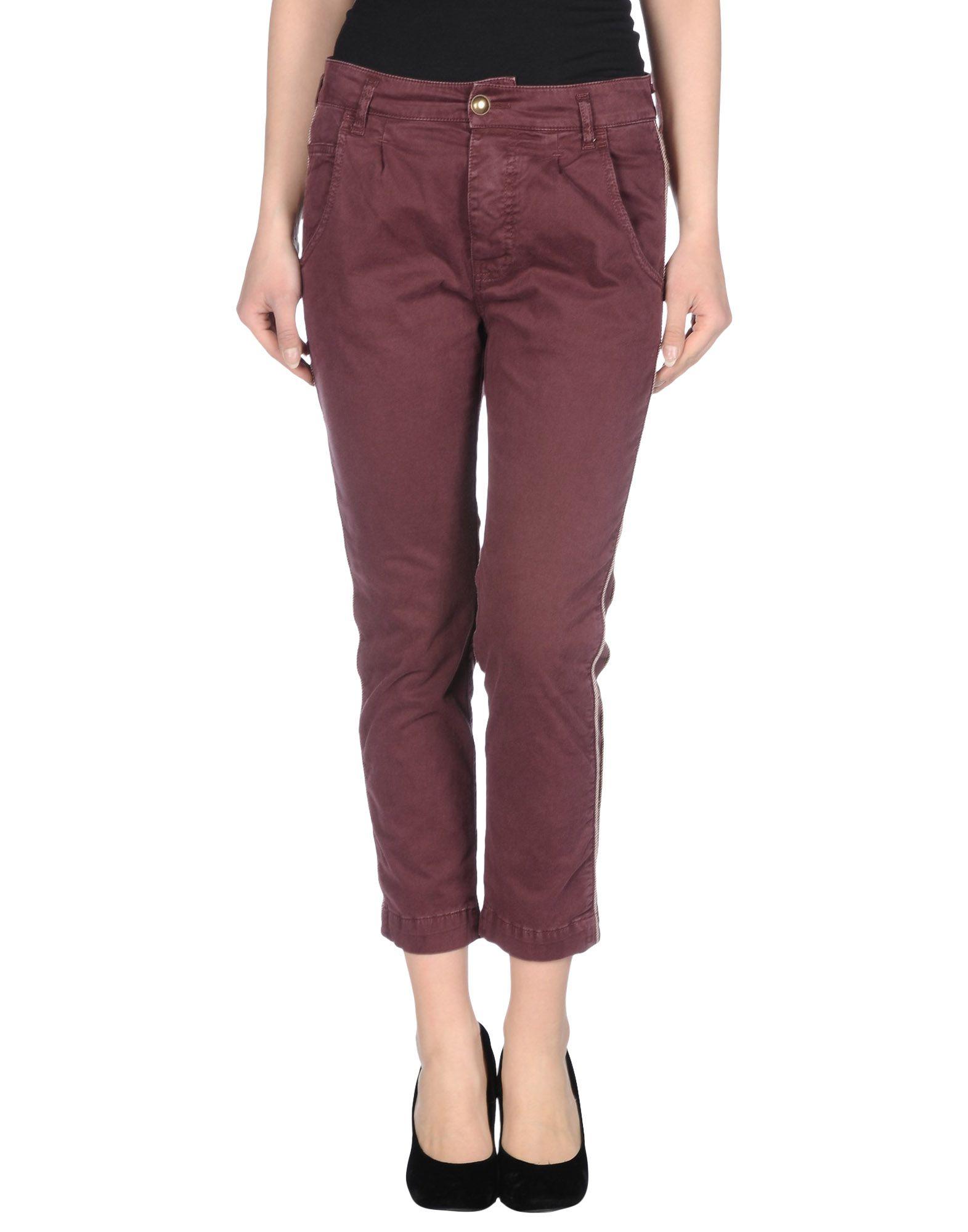 JUCCA Повседневные брюки jucca повседневные брюки