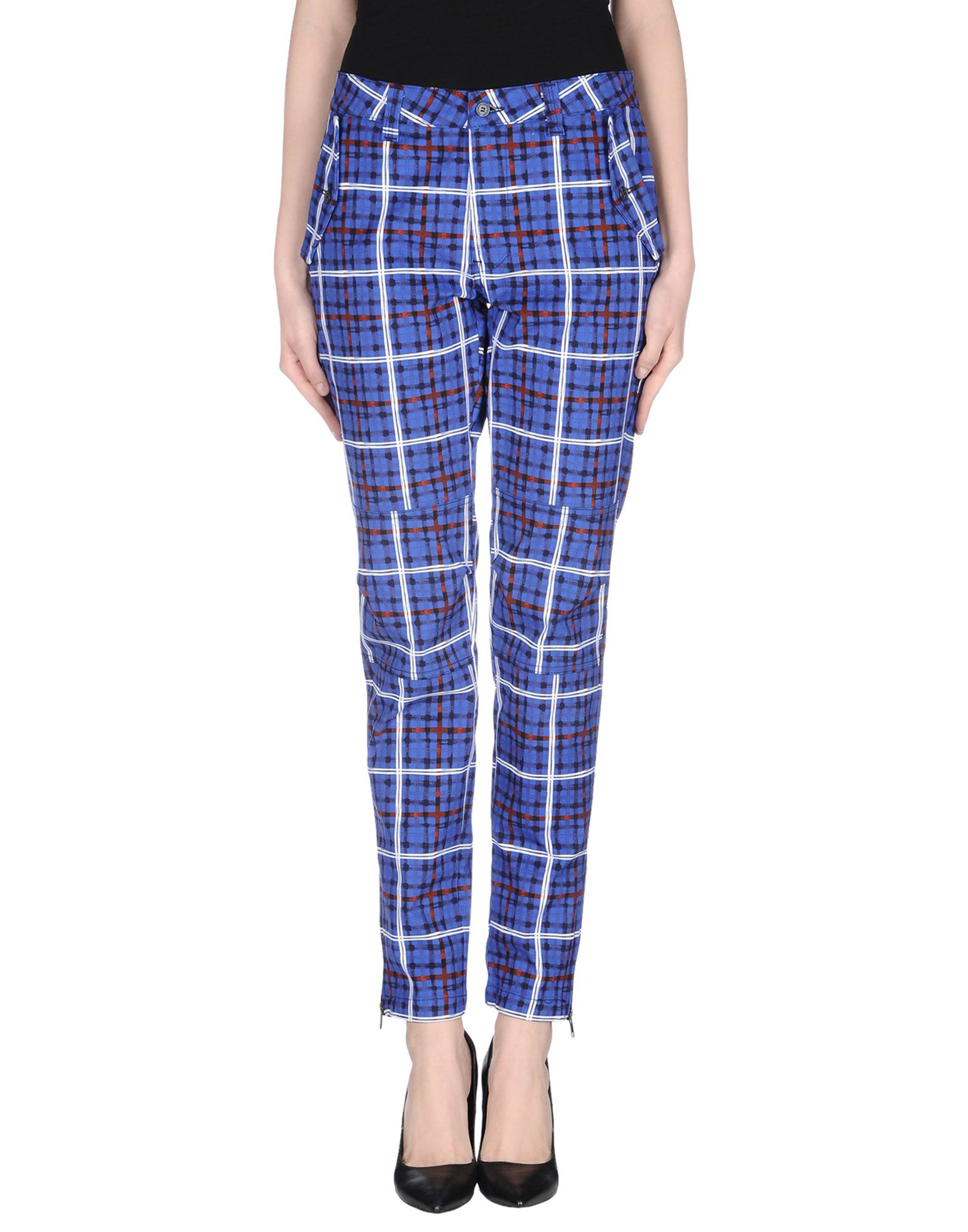 AIMO RICHLY Casual Pants in Bright Blue