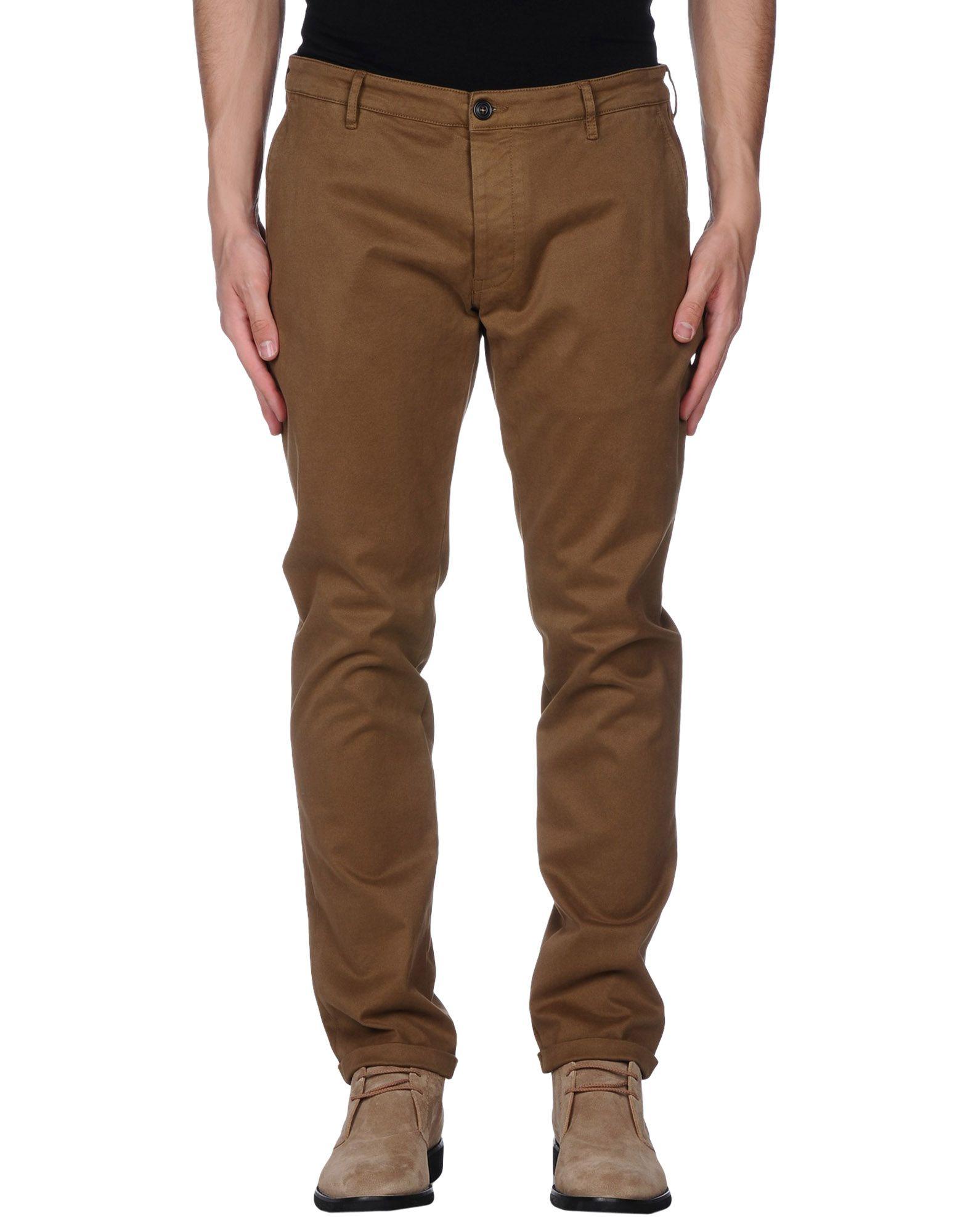 Фото - PENCE Повседневные брюки pence pубашка