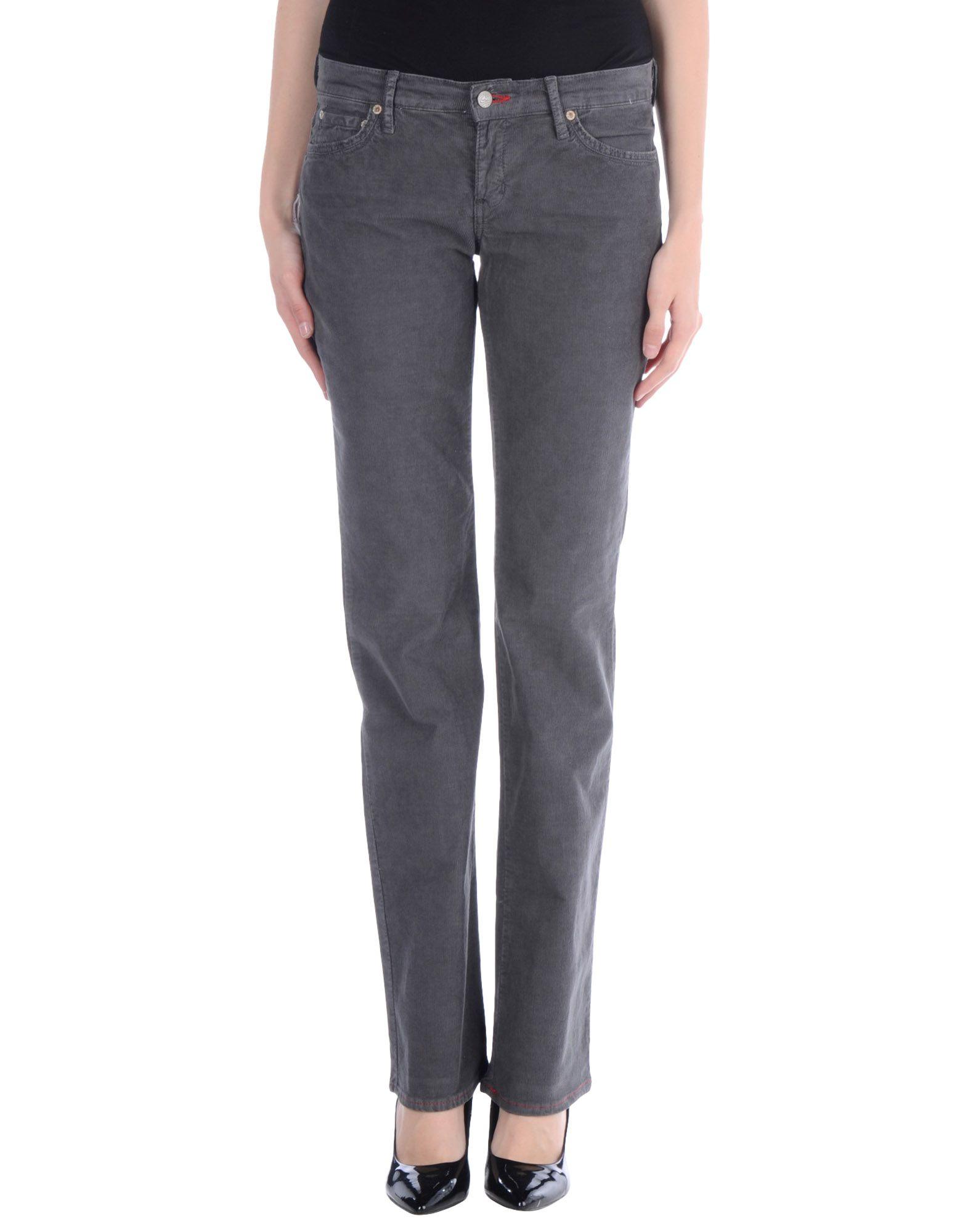 BLUE CULT Повседневные брюки цена