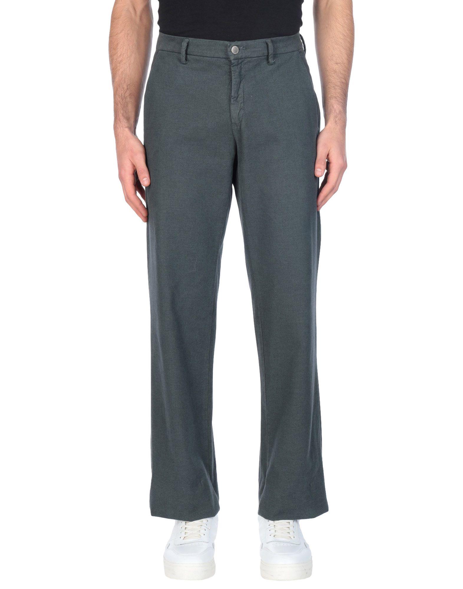 цена MASSIMO ALBA Повседневные брюки