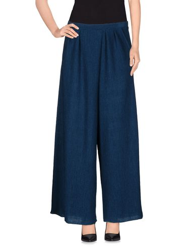 PEACOCK BLUE Pantalon femme