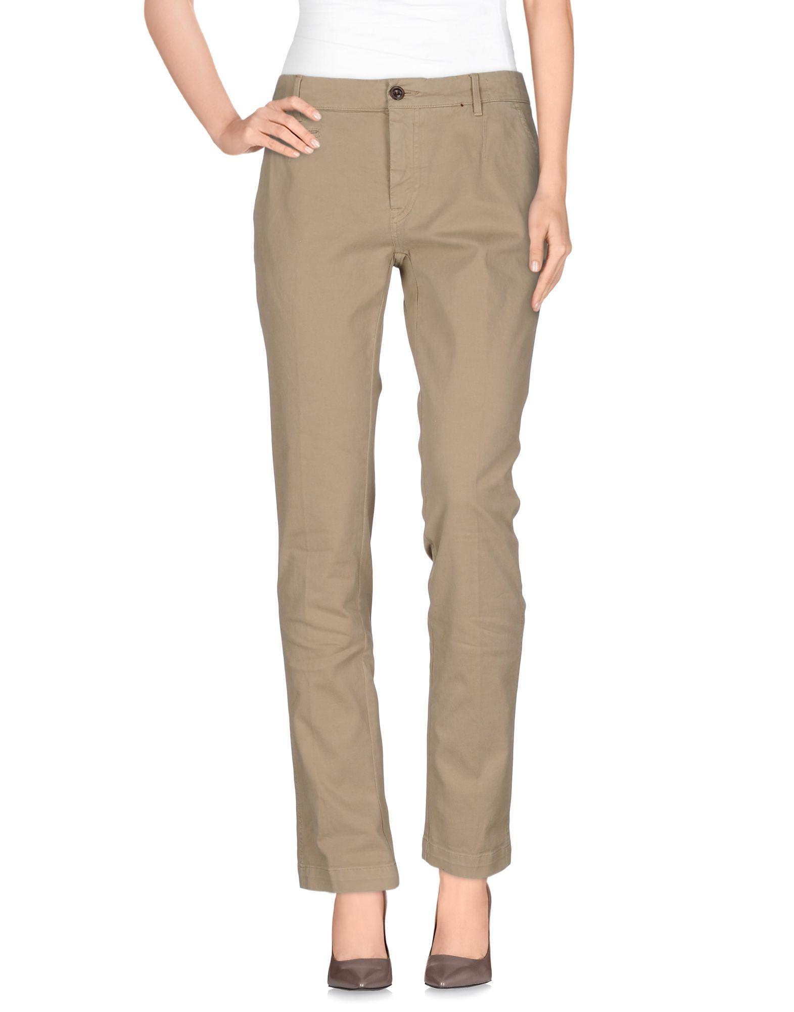 ROMANO RIDOLFI Повседневные брюки цены онлайн