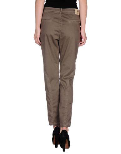 Фото 2 - Повседневные брюки от TWINSET цвета хаки