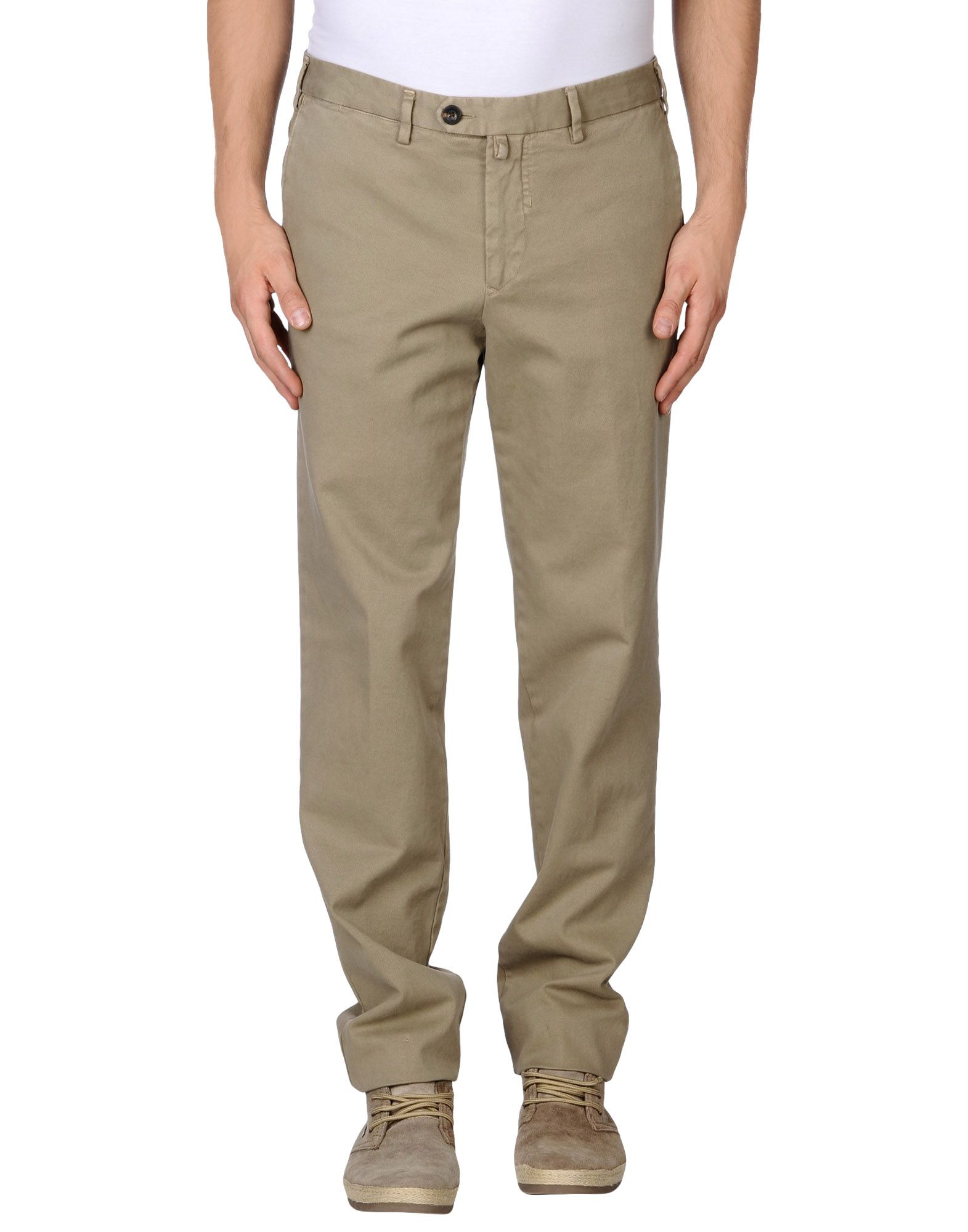 где купить LIBERO MILANO Повседневные брюки по лучшей цене