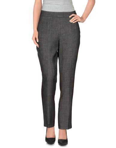 Фото - Повседневные брюки от ROBERTO COLLINA черного цвета