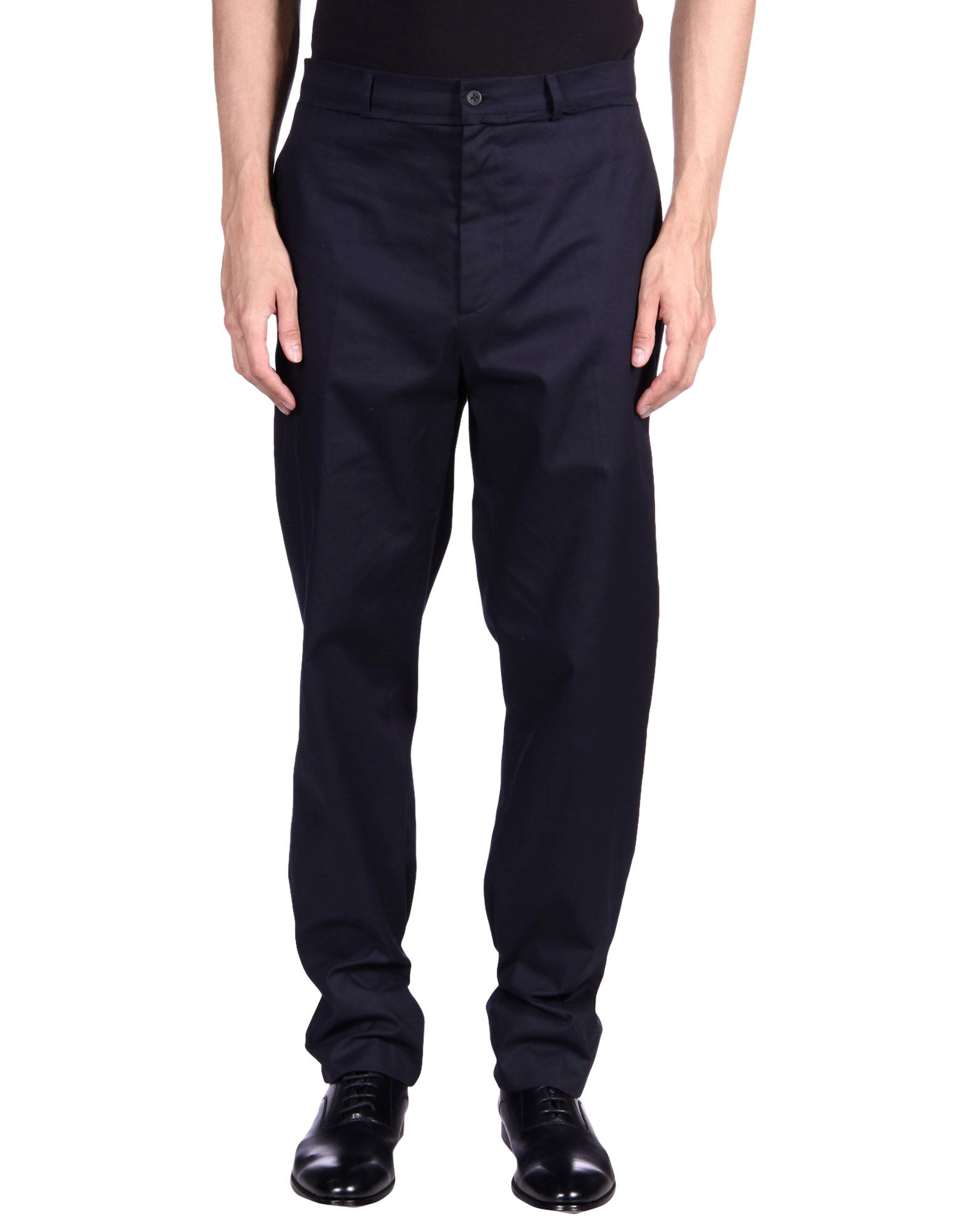 TILLMANN LAUTERBACH Casual Pants in Dark Blue