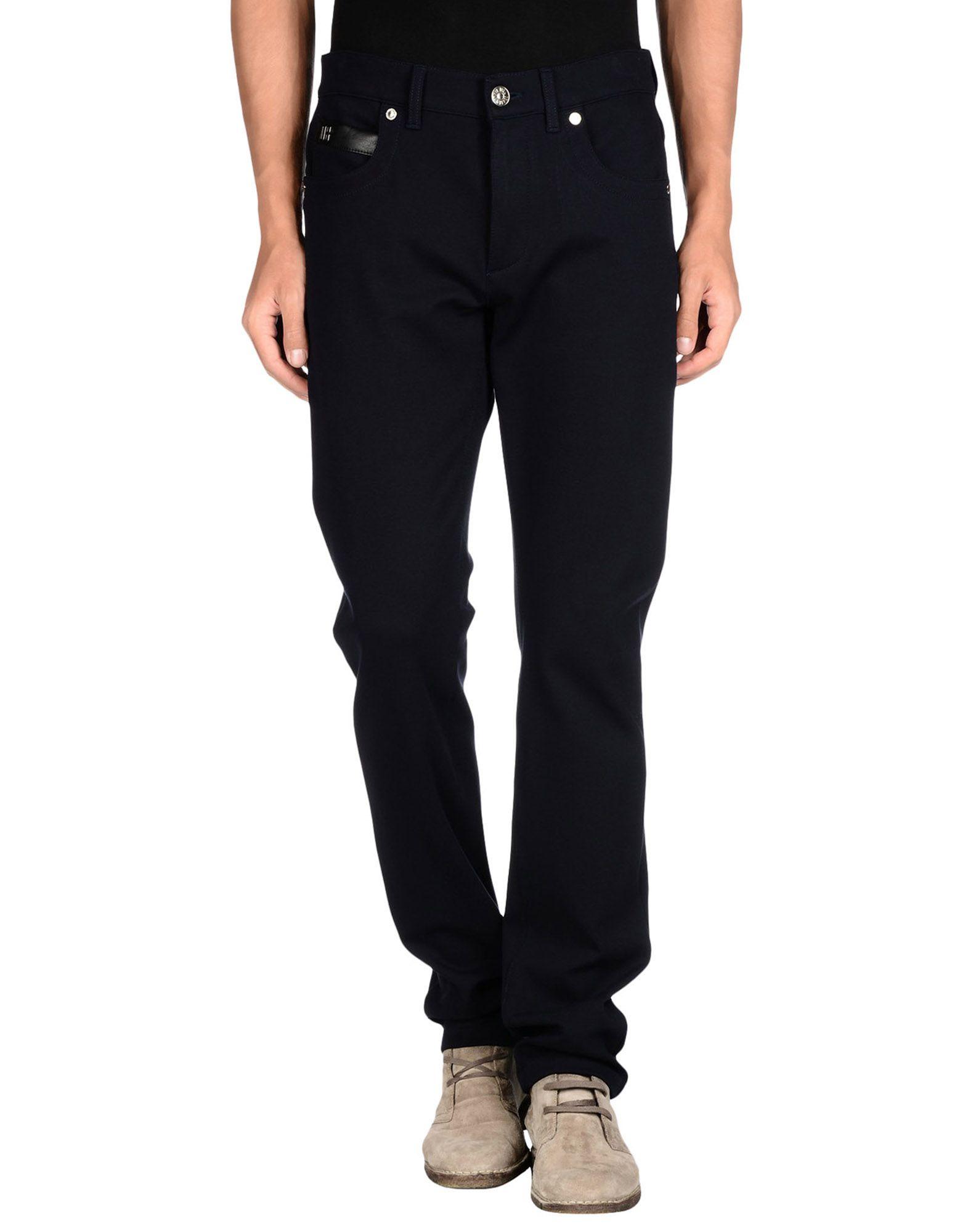 DIRK BIKKEMBERGS Повседневные брюки dirk bikkembergs черные брюки с логотипом