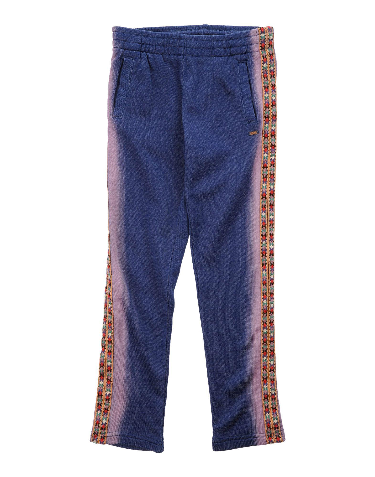 SCOTCH R'BELLE ガールズ 3-8 歳 パンツ ブルー 8 コットン 55% / レーヨン 45%