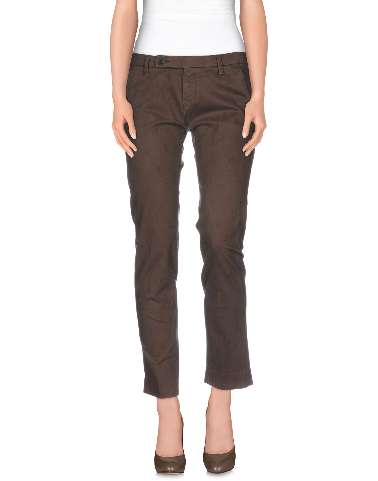 ФОТО true nyc. повседневные брюки
