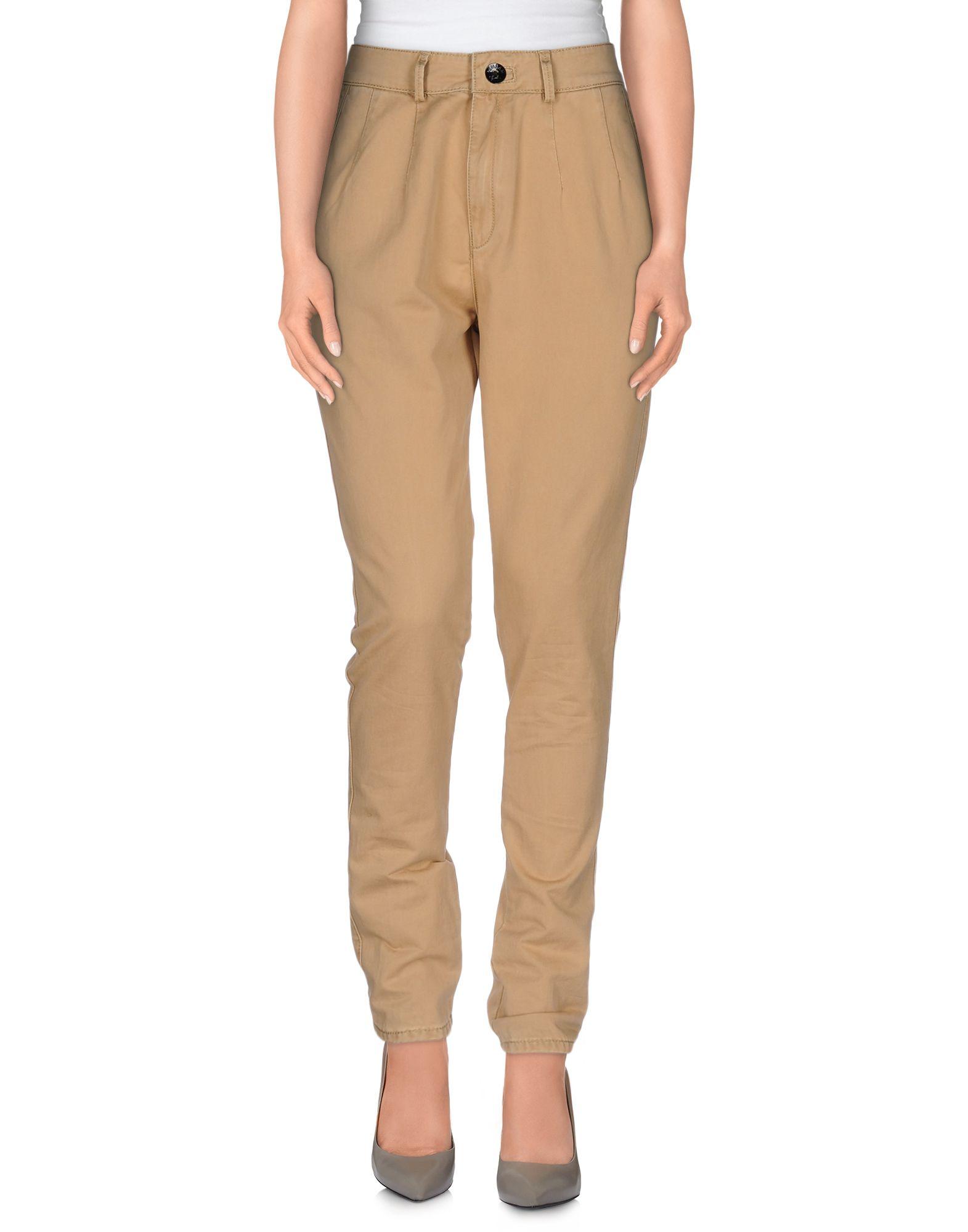 DENHAM Повседневные брюки цена 2017