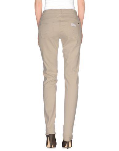 Фото 2 - Повседневные брюки от BLUE LES COPAINS бежевого цвета