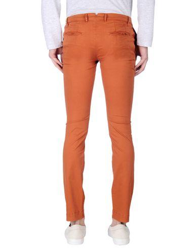 Фото 2 - Повседневные брюки от SIVIGLIA WHITE ржаво-коричневого цвета