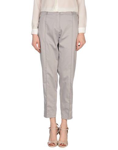 Фото - Повседневные брюки от CLIPS MORE серого цвета