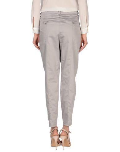 Фото 2 - Повседневные брюки от CLIPS MORE серого цвета