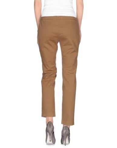 Фото 2 - Повседневные брюки от INCOTEX цвета хаки