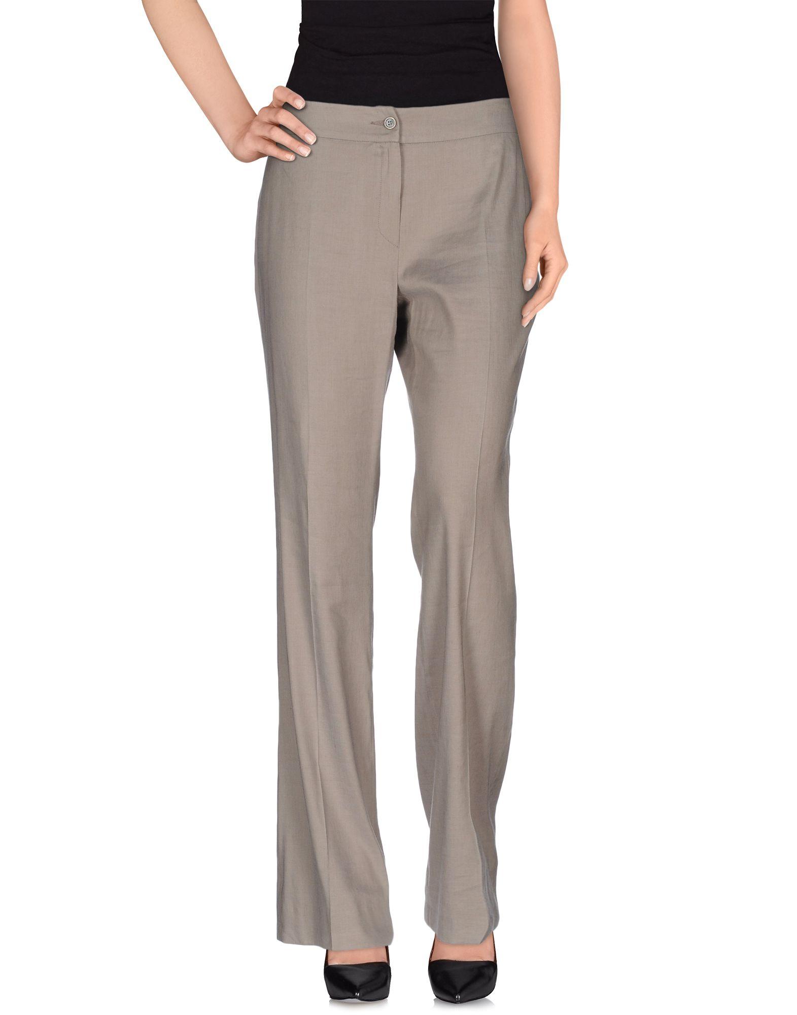 ELISA SARTORE Повседневные брюки цены онлайн