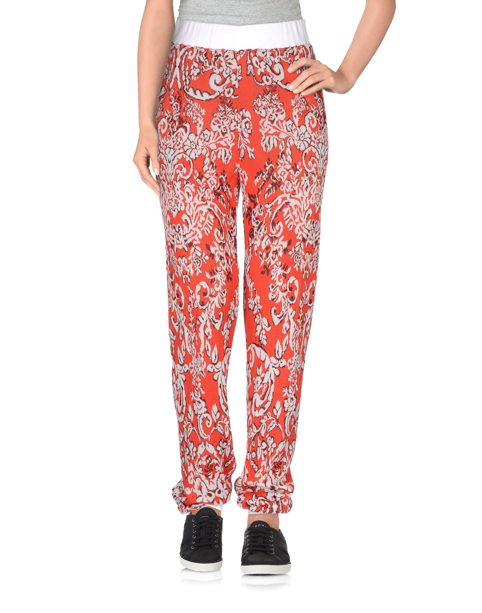 .8!  POINT HUIT Повседневные брюки брюки red point брюки