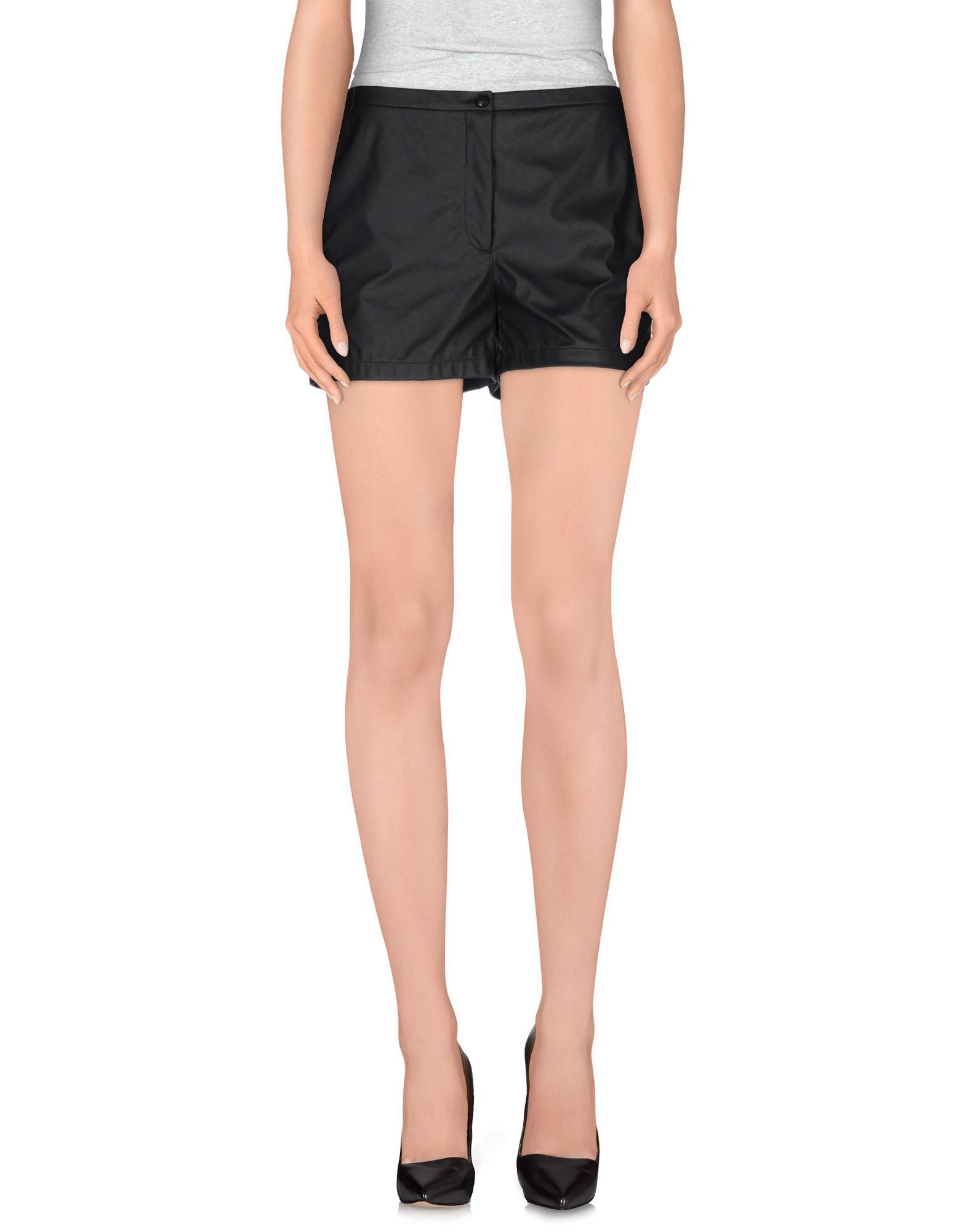 PATRIZIA PEPE SERA Повседневные шорты patrizia pepe джинсы с 5 карманами с широкими штанинами