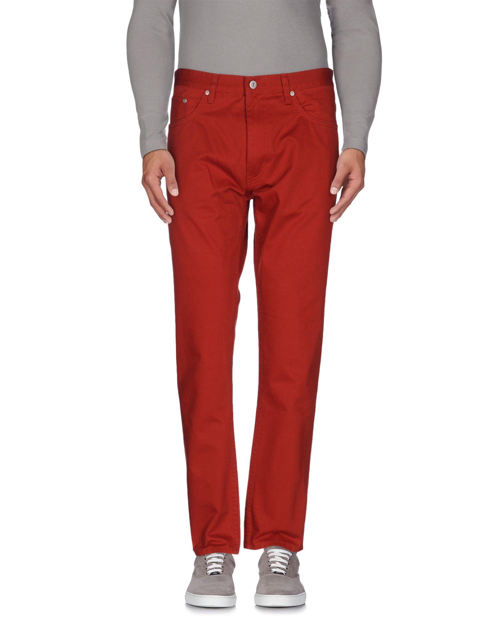 《送料無料》STUSSY メンズ パンツ ボルドー 28 コットン 100%