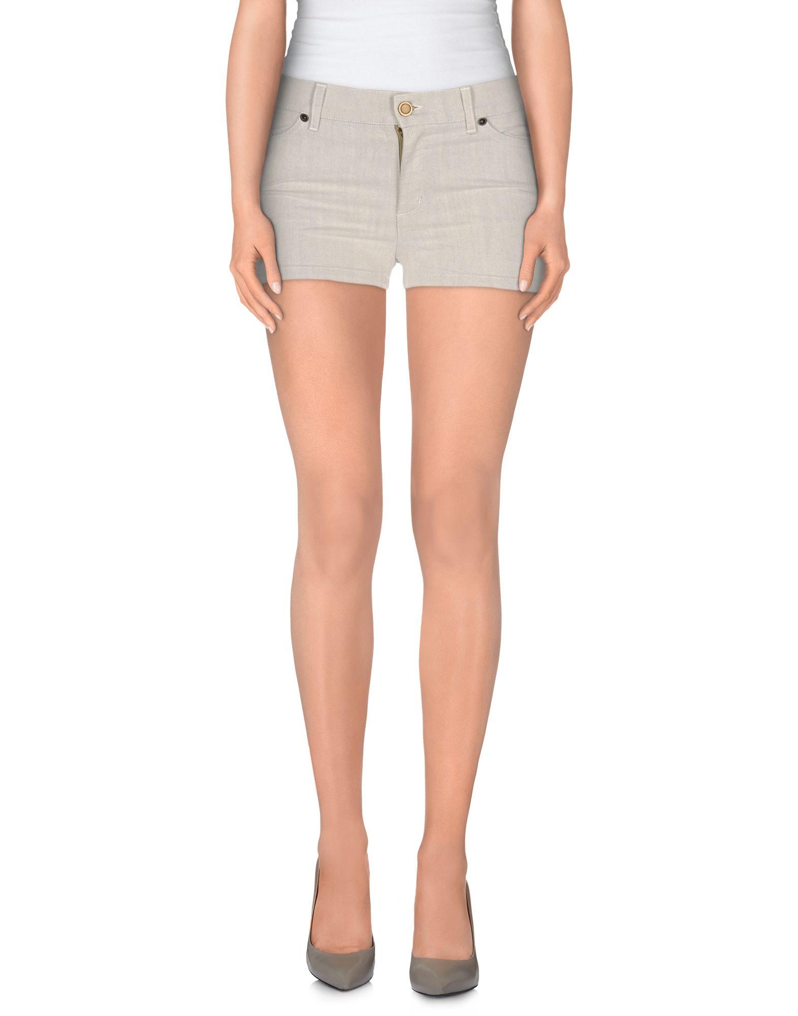 SUPERFINE Повседневные шорты superfine джинсовые шорты