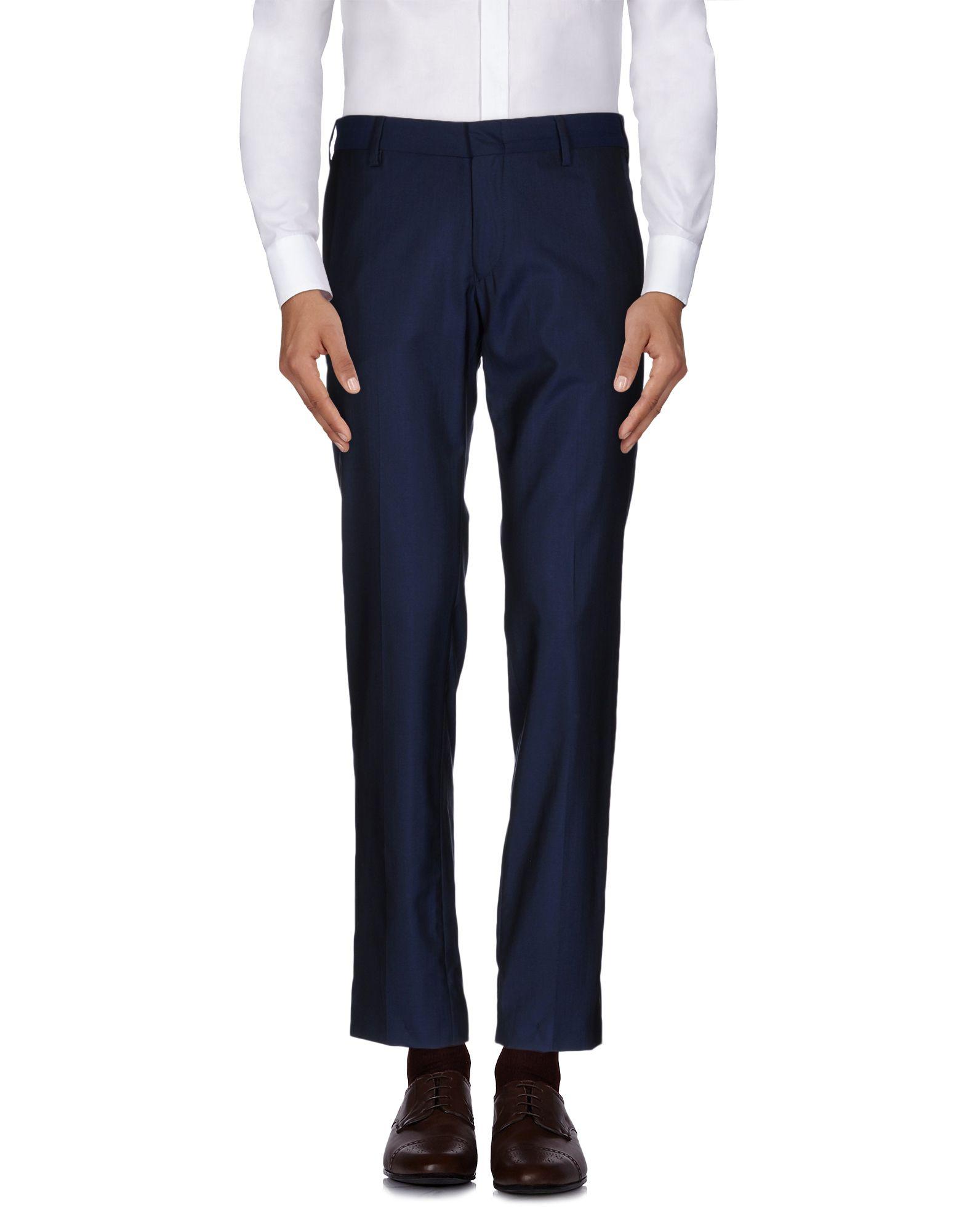 DANIELE ALESSANDRINI Повседневные брюки
